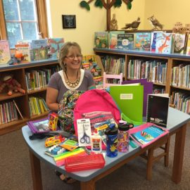 School Supply Donations by CCB