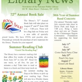 Library News is Here!