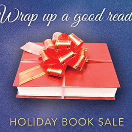 Holiday Book Sale!
